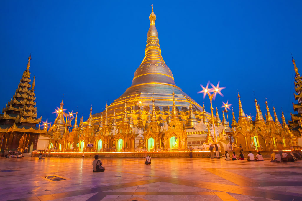 A Classic Tour of Myanmar
