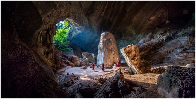 Overland Safari (Dawei-Mawlamyine-Hpa'an-Golden Rock-Yangon)