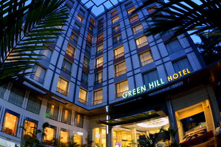 Hotel Green Hill (Best Western)