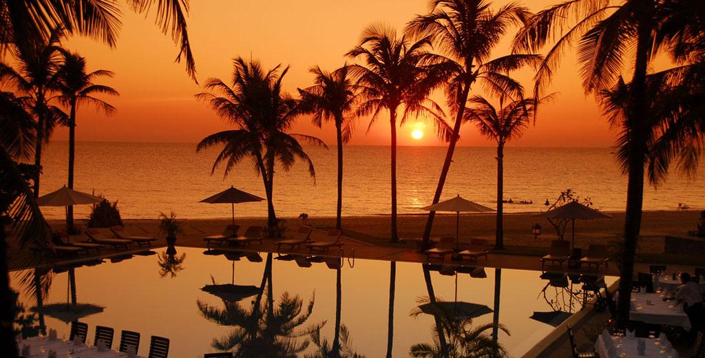 Beach Extension - Ngwe Saung Beach