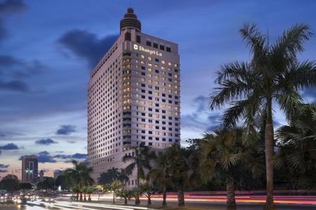 Sule-Shangri-la Hotel
